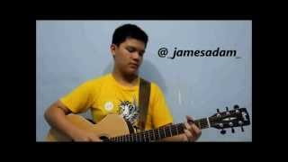 SMASH - I Heart You acoustic cover by James Adam