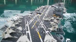 U.S Aircraft Carrier CVN-65 ENTERPRISE