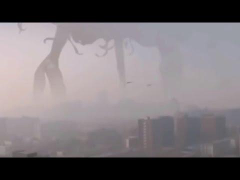Записи с Видео Камер Которые Никто Не Смог Объяснить