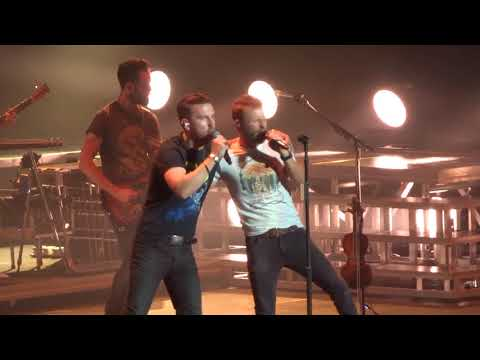 "Dierks Bentley And Brothers Osborne In Kansas City ""Burning Man"" 6/09/18"