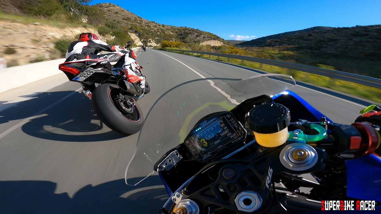 Download FULL Power Mode ON Yamaha R6 Street Ride