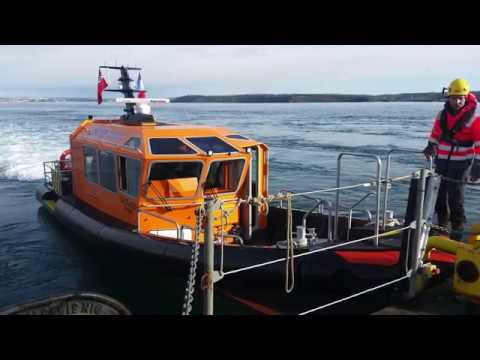 14m Crew Transfer Vessel - Celtic Guardian - Specialised Marine Support Ltd