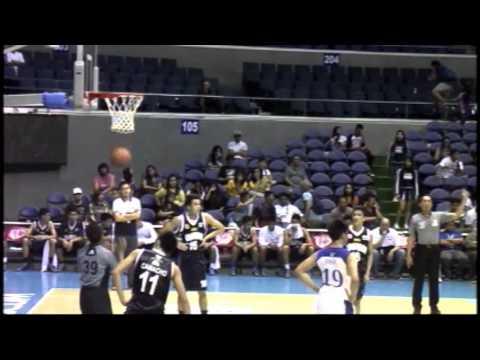 Ateneo vs Adamson UAAP 76 round 1 juniors basketball Thirdy Ravena