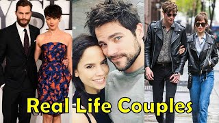 Real Life Couples of Fifty Shades