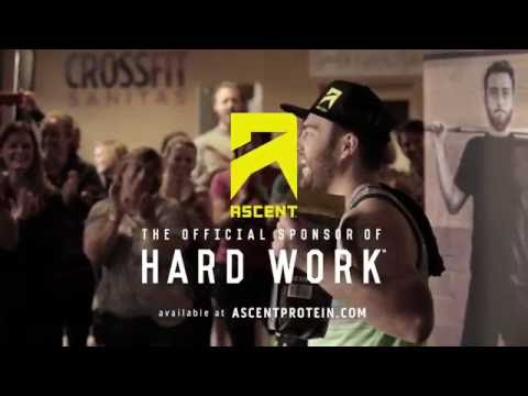 Ascent Protein's Surprise Sponsorship: Ryan