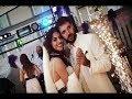 زفاف منار ومحمود أبطال مسلسل سامحيني لحظات رائعة