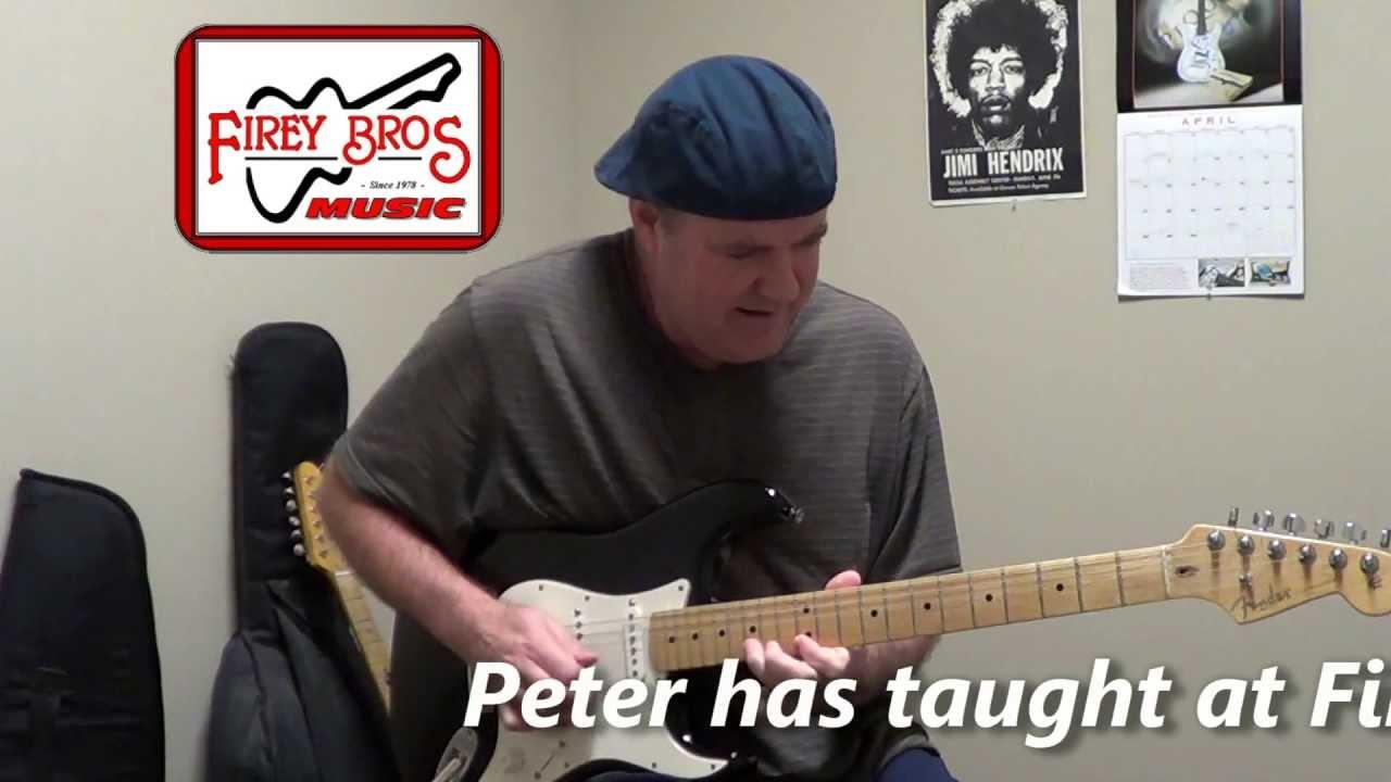 guitar lessons tulsa ok peter banfield firey bros music youtube. Black Bedroom Furniture Sets. Home Design Ideas