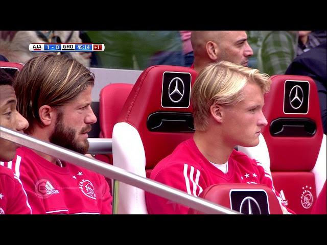 Samenvatting Ajax - FC Groningen 3-1