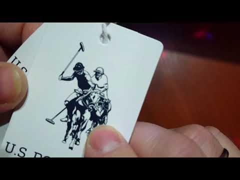 Вам сколько коней? Одного или двух. Polo Ralph Lauren и US Polo Assn. USPA