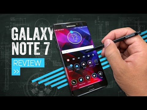 Galaxy Note 7 Review: With Phones Like This, Who Needs Tablets?