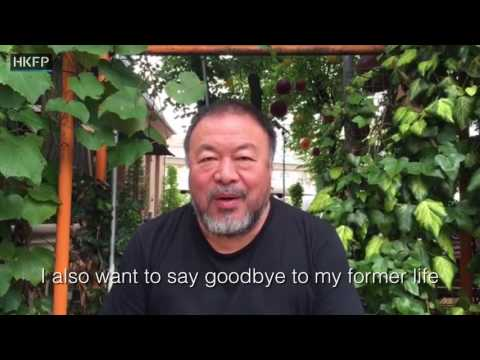 Artist Ai Weiwei satirises 'released' lawyer Wang Yu's controversial interview