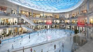 Mexico Shopping Mall(Mexico Shopping Mall Ukrintel Design Мы работает на рынке СНГ с 1999 г. Мы разработали более 250 000 кв. м. дизайна интерьера Мы..., 2015-01-15T10:20:21.000Z)