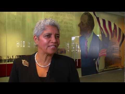 Former Atlanta Mayor Shirley Franklin Named Barbara Jordan ...