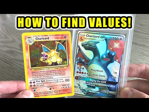 *ARE YOUR POKEMON CARDS VALUABLE?* How To Find Value!