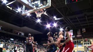 NBA D-League Action: Springfield Armor 113, Erie BayHawks 109.