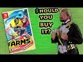 Arms - Should You Buy It? - Nintendo Switch