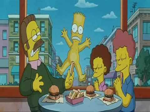 penis bart simpsons Movie shows