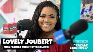 Lovely Joubert, First ever Haitian/Black
