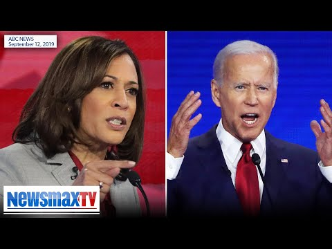FLASHBACK: Biden and Harris once fought over gun reform | REACTION