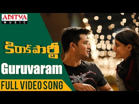 Guruvaram Full Video Song | Kirrak Party...
