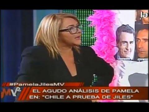 """Pamela Jiles en """"Chile a Prueba de Jiles"""". (18/06/2013)"""