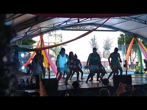 SHOW DE CIERRE - VIVE BAILANDO - COCA COLA FEMSA - ENERGY DANCE