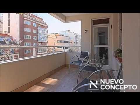Piso Con Encantadora Terraza Al Lado Del Corte Ingles De Goya Y En Edificio De Reciente Construcción
