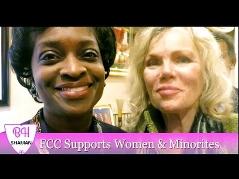 Women's Voices Matter - FCC  Broadcasting Monopoly