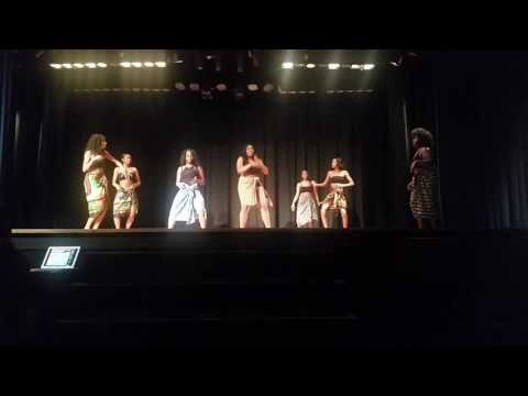 African Culture Performance