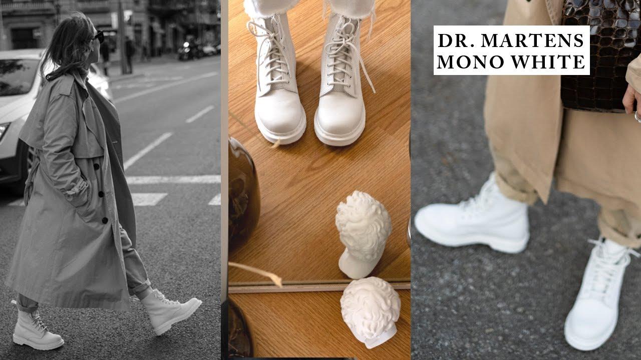 white dr martens