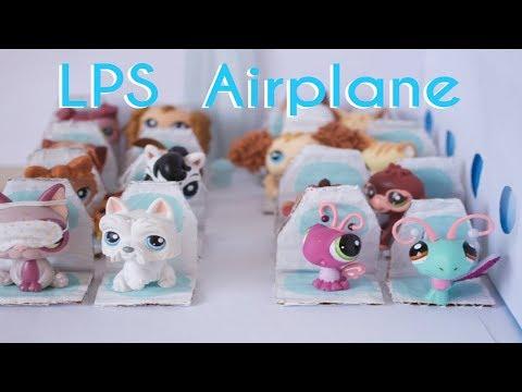 LPS Airplane Trip