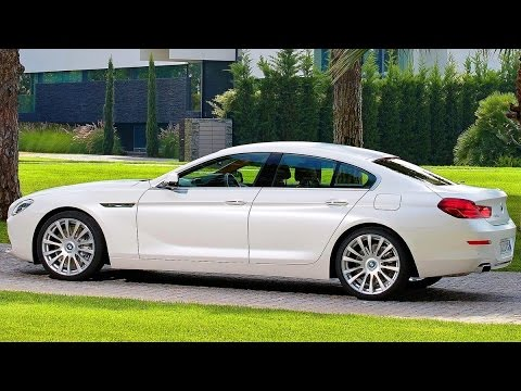 BMW 6Series Gran Coupe 2015  YouTube