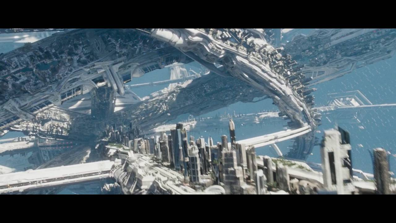 Imaginary Wallpapers Hd Star Trek Beyond Starbase Yorktown Introduction Sequence