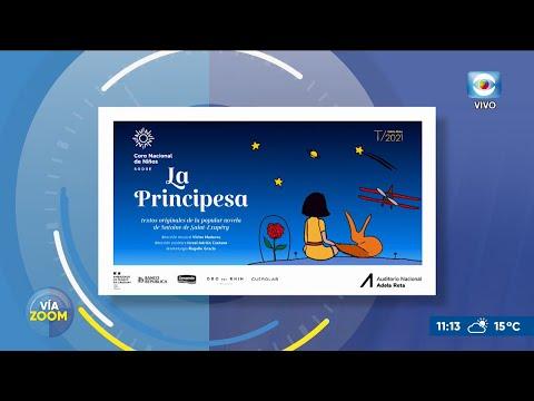 La Principesa en el Auditorio Adela Reta
