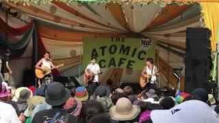 青空 / LOW-RINA-TUS(TOSHI-LOWx片平里菜x細美武士) 20180727 FUJI ROCK FESTIVAL '18