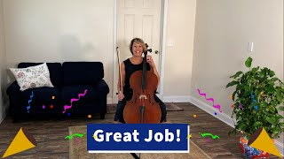 Instrument Beginnings: Learn to Play Cello Pt. 2