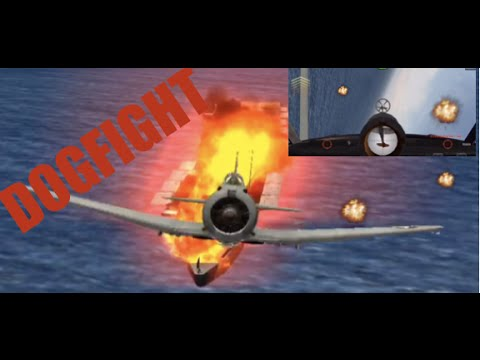 Wings of Duty: How to Dogfight in the SBD Dauntless!