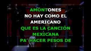 Pepe Aguilar Homenaje a la cancion Mexicana karaoke