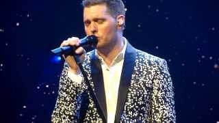 Michael Bublé - A Song for You (live @ Lisbon, MEO Arena)