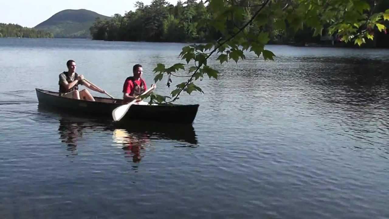 Old Town Saranac 160 & 160 XT Canoes