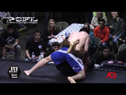 """Prison"" City Fight League MARSALIS FOWLKES VS MATT RODGERS #135"