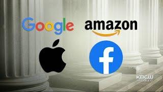Justice Department Launches Antitrust Probe Of Big Tech Companies