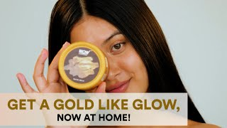 How to Use WOW Skin Science Gold Clay Face Mask