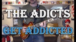 The Adicts - Get Addicted (Guitar Tab + Cover)