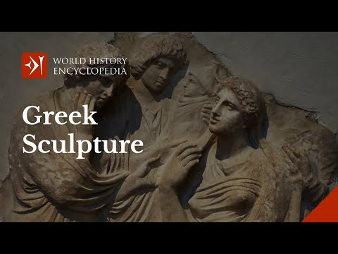 Greek Sculpture - Ancient History Encyclopedia