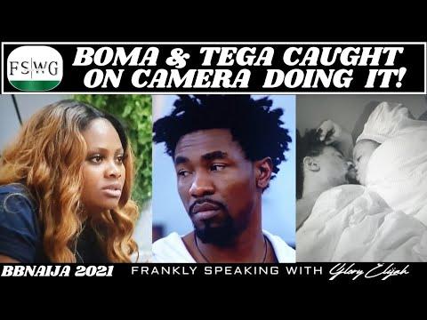 Download BBNAIJA 2021: TEGA & BOMA CAUGHT ON CAMERA KNACKING! 😱 | FRANKLY SPEAKING WITH GLORY ELIJAH | FSWG