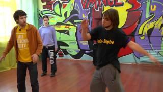 Танцуй № 30!Уроки Танцев на UTV!Урок по стилю House dance.mp4