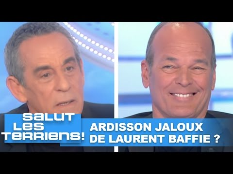 Quand Thierry Ardisson jalousait Laurent Baffie