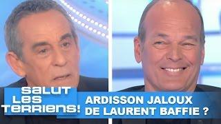Quand Thierry Ardisson jalousait Laurent Baffie