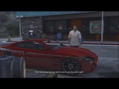 Grand Theft Auto V Walkthrough Mission I Fought the Law